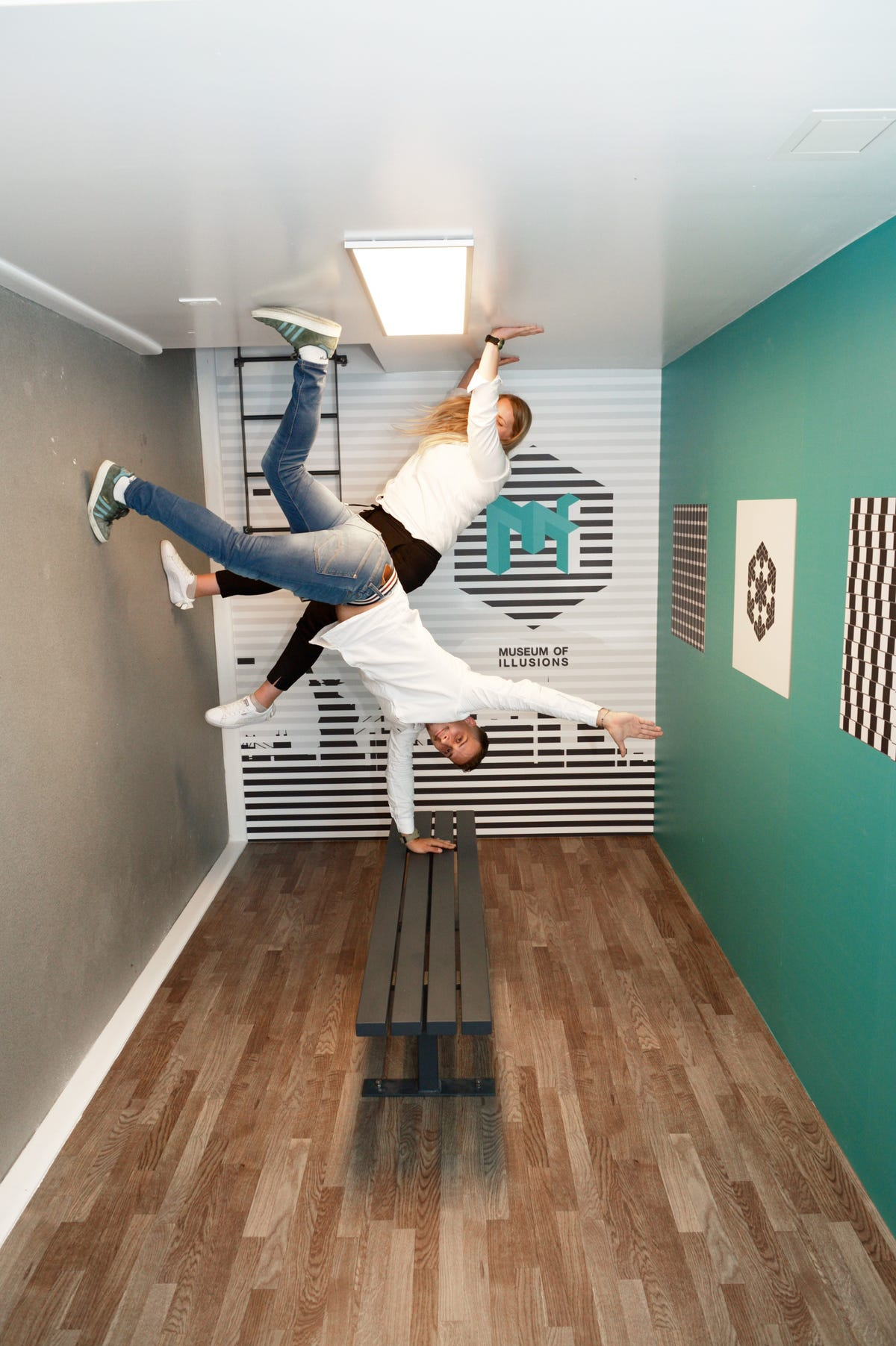 Family-friendly Museum of Illusions opens in New York City