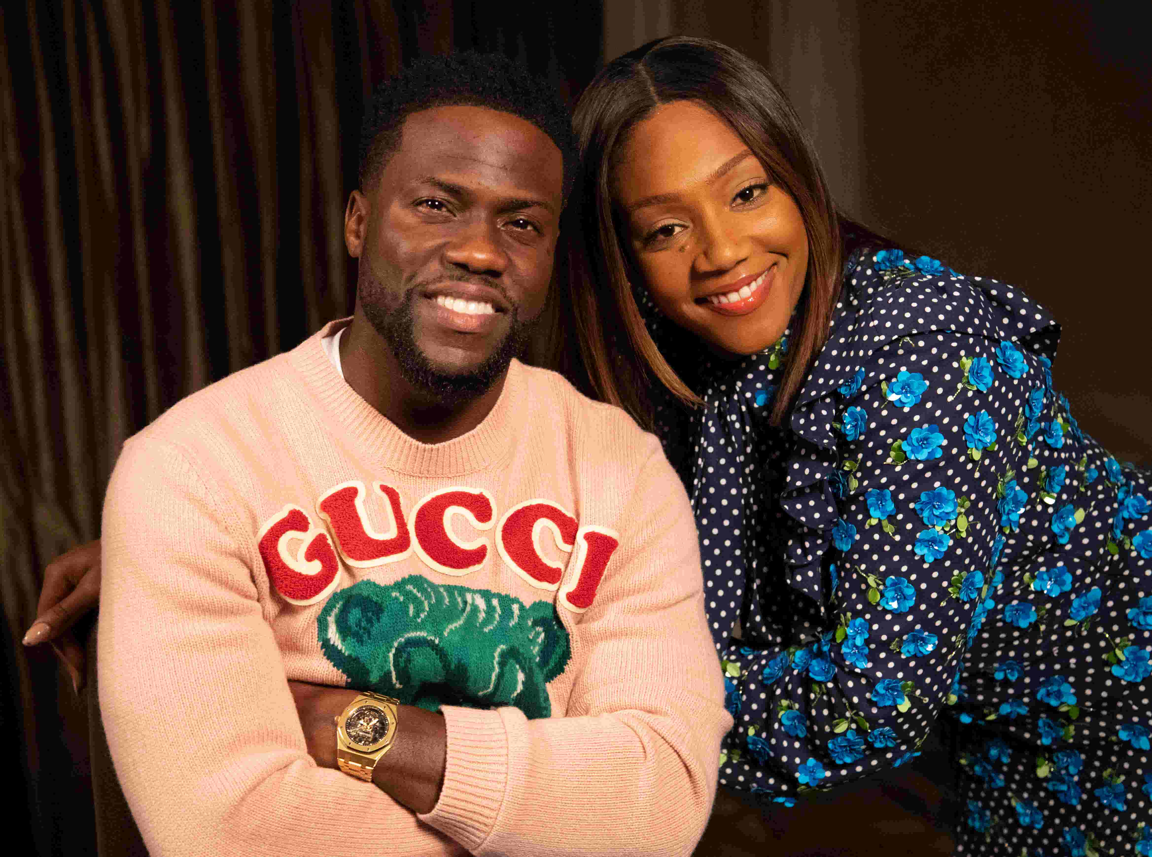 1a8432c278a21 Tiffany Haddish and Kevin Hart of 'Night School' take GED questions