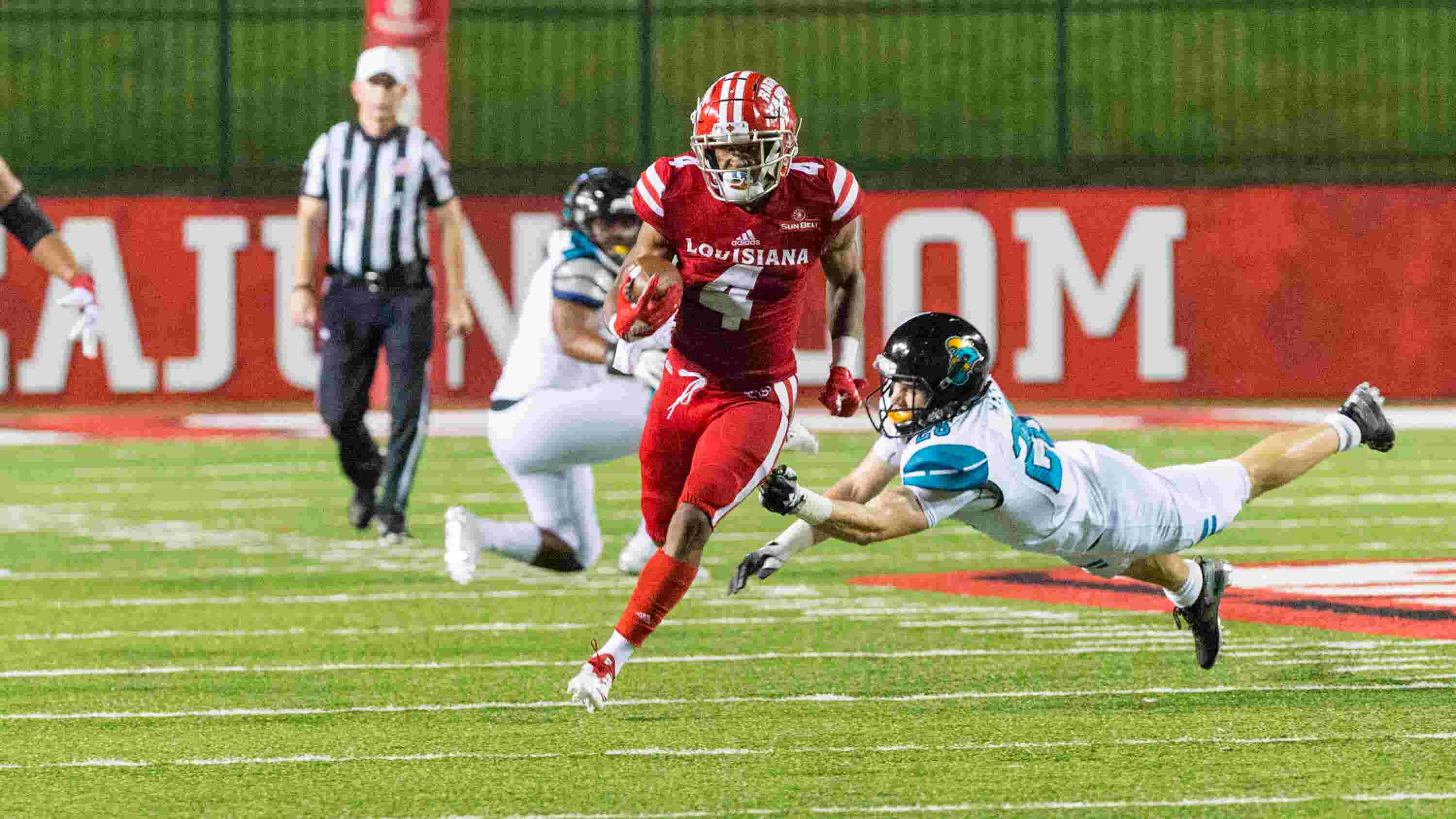 Ull Football Issues From Loss Behind Cajuns Faces No 1 Alabama Next