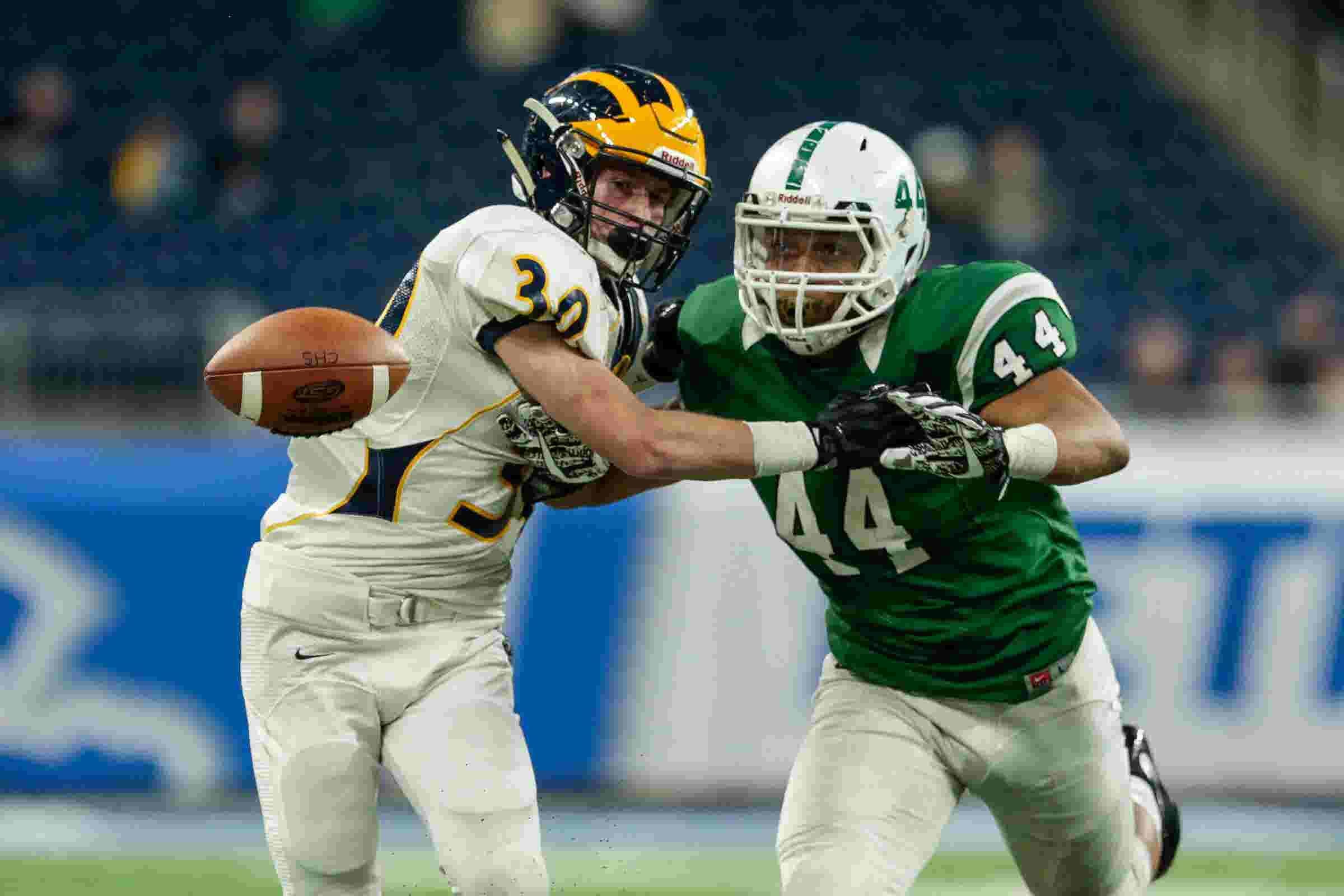 Michigan High School Football Scores Week 7