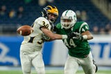 West Bloomfield's Cornell Wheeler recently committed to Michigan and had interest from Michigan State, but said that it took too long to offer.