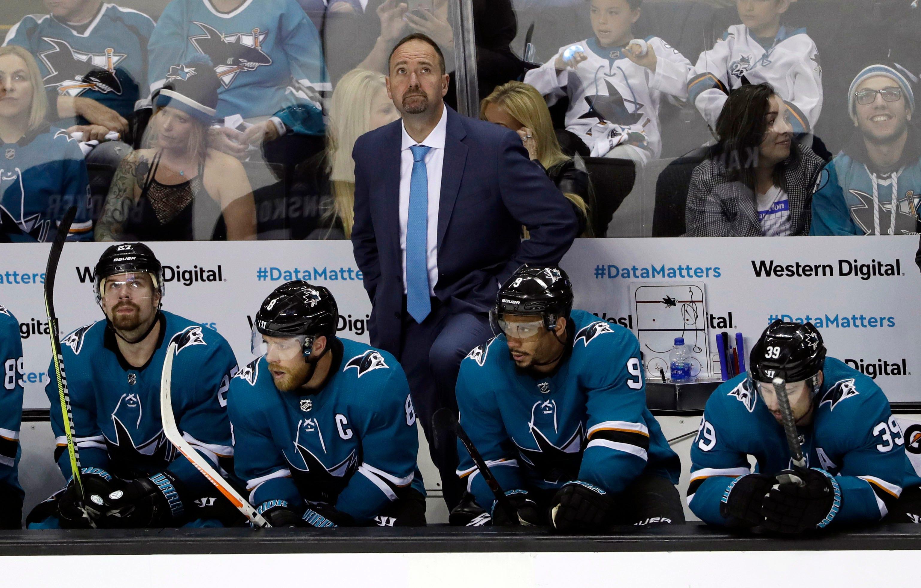 Sharks set sights on Stanley Cup after Karlsson trade