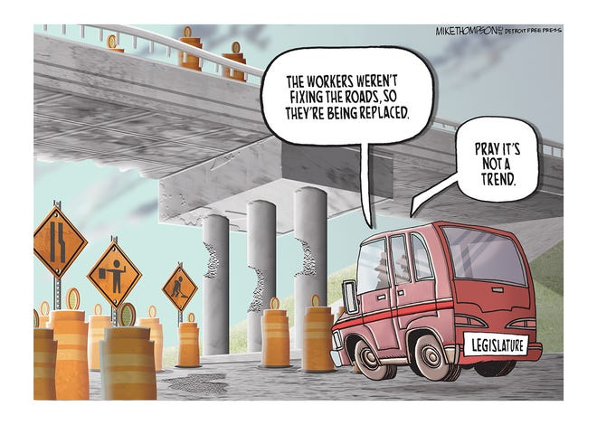 The solution to Michigan's road repair morass