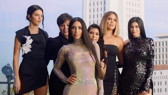 The Kardashian family.
