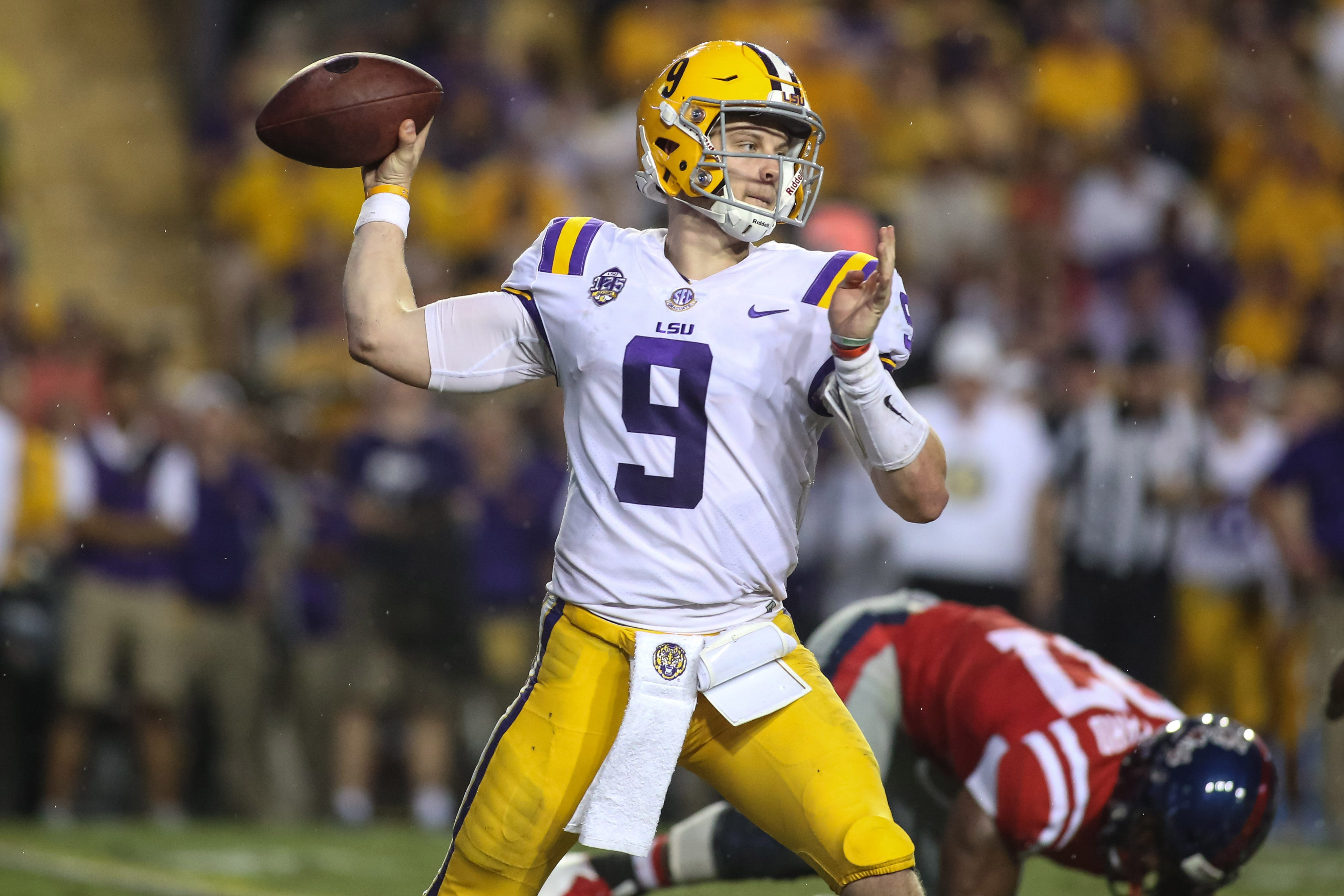 reputable site df9f1 58d17 Tigers This Week: LSU to beat Florida