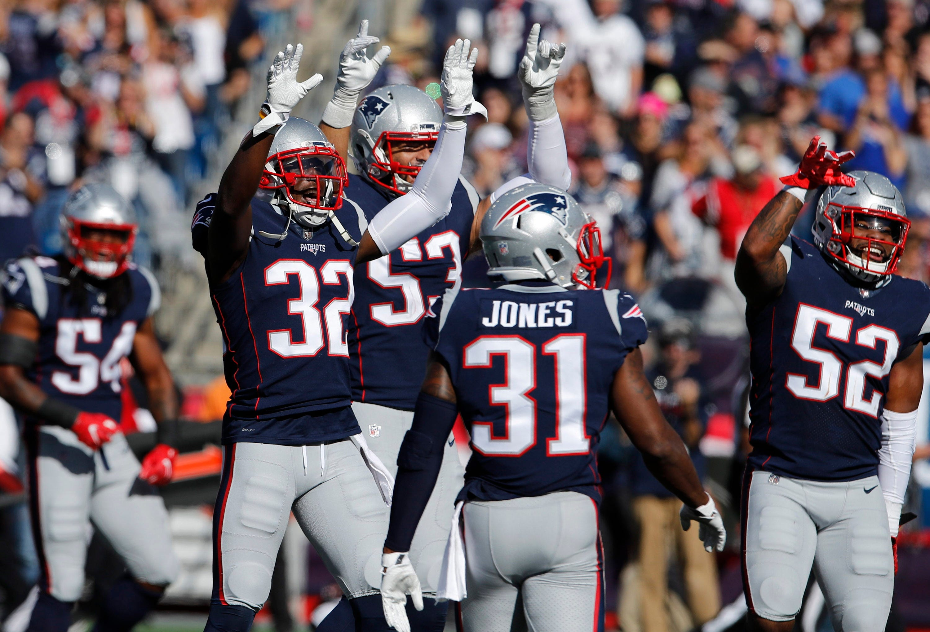 Nfl Power Rankings Patriots Silence Their Haters Steelers Struggle