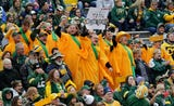 SportsPulse: So who has the best fans in the NFL? The winner hasn't had a non sellout since 1959.
