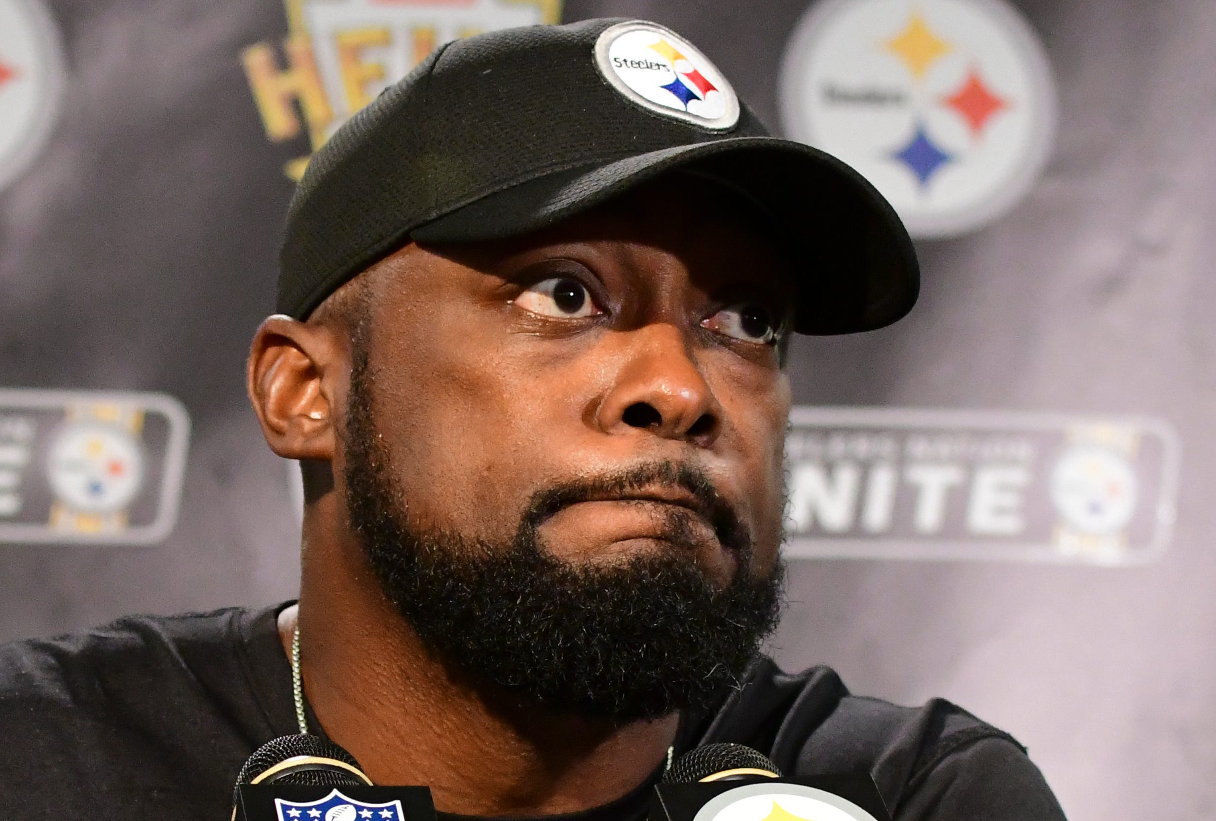 Steelers focusing on slow starts, not Bell's possible return