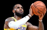 You'd think a fan base would welcome a  three-time champion and four-time MVP with open arms, but some Lakers fans are refusing to accept LeBron James so quickly.