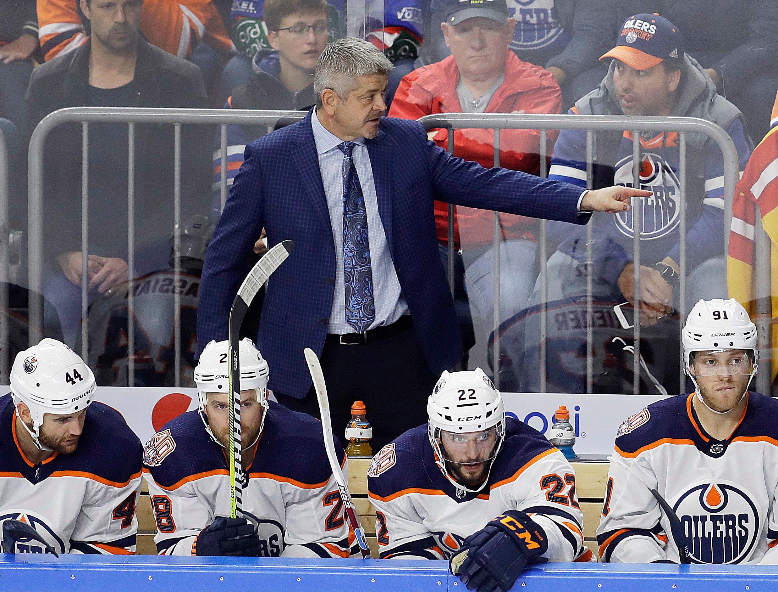 Edmonton Oilers edge Cologne 4-3 in OT in exhibition game