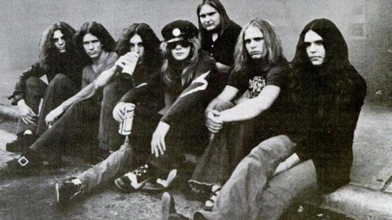 Lynyrd Skynyrd film can be released despite band's opposition, says appeals court