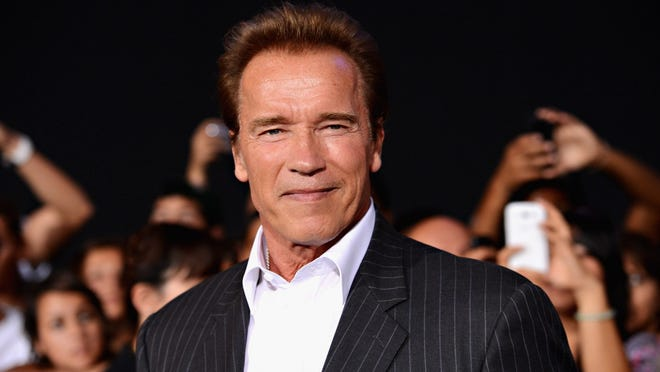 Bodybuilder turned action movie star turned politician Arnold Schwarzeneggerwill be in East Lansing on Saturday, Oct. 20th as part of the #TerminateGerrymandering campaign in favor of Michigan's Proposal 2.