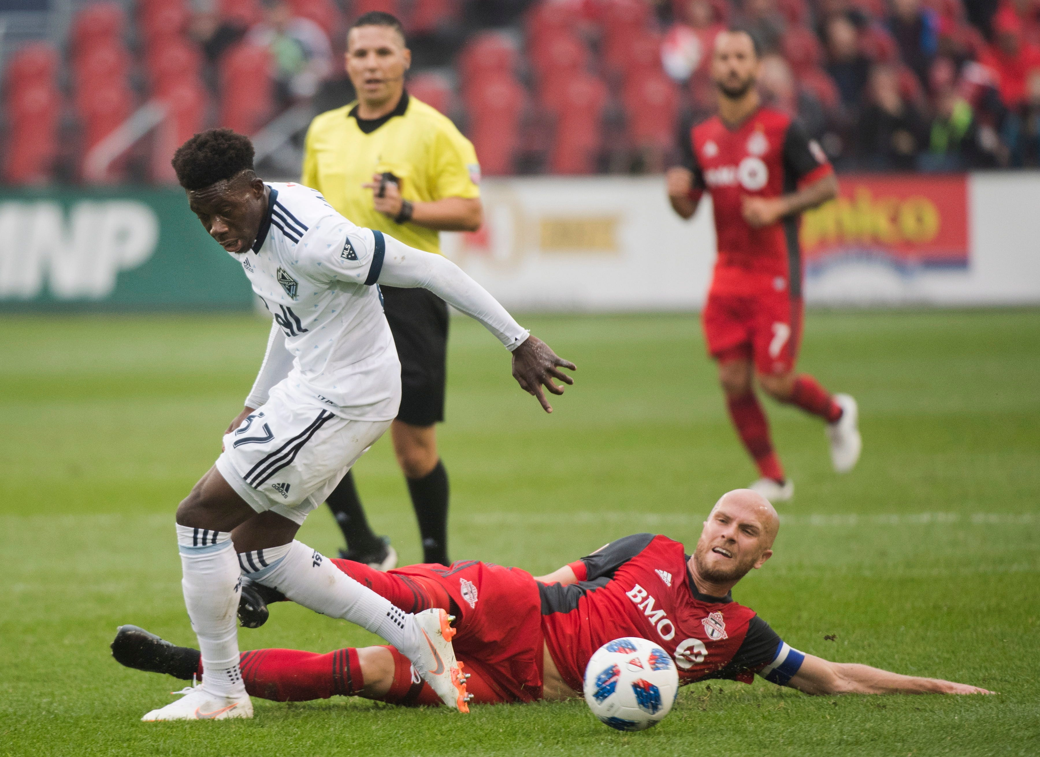 Toronto FC eliminated from playoff contention with loss