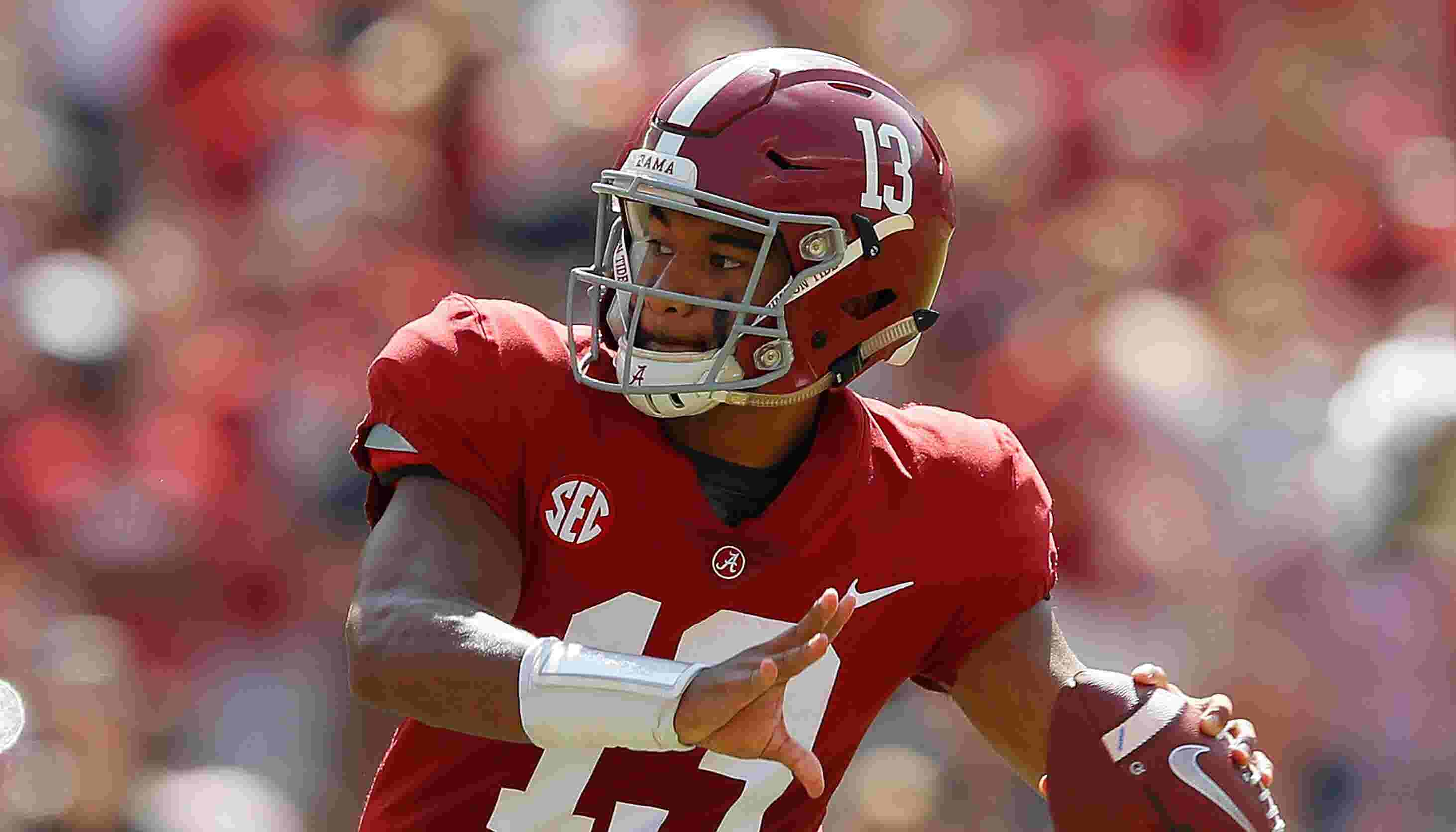 UT Vols  What if Tua Tagovailoa stays at Alabama for four years  8aa92f60f