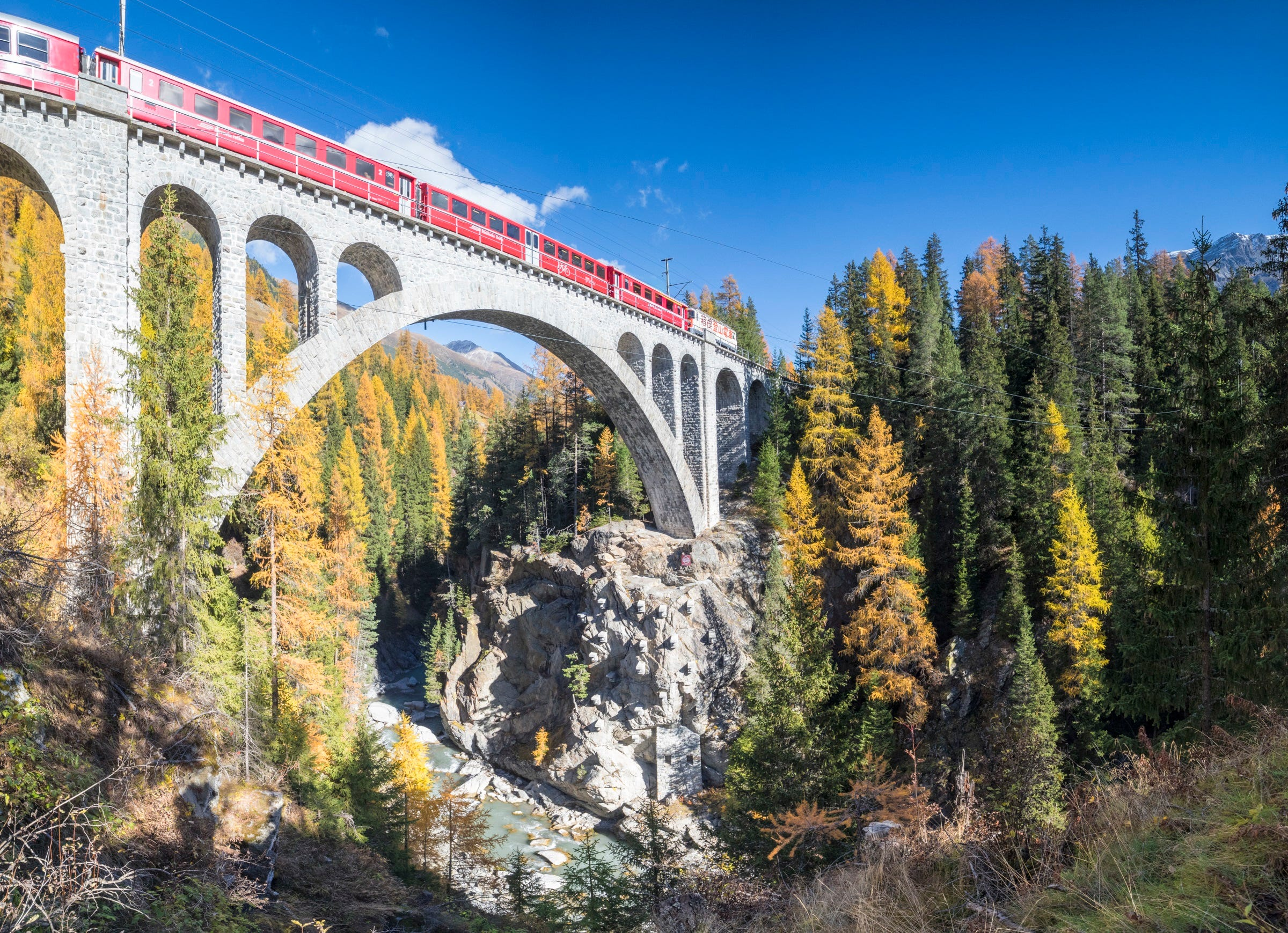 Lonely Planet picks the world's most amazing train rides