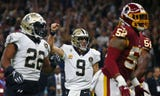 USA TODAY Sports' NFL power rankings following Week 5 of the season, with the Saints looking poised make some noise.