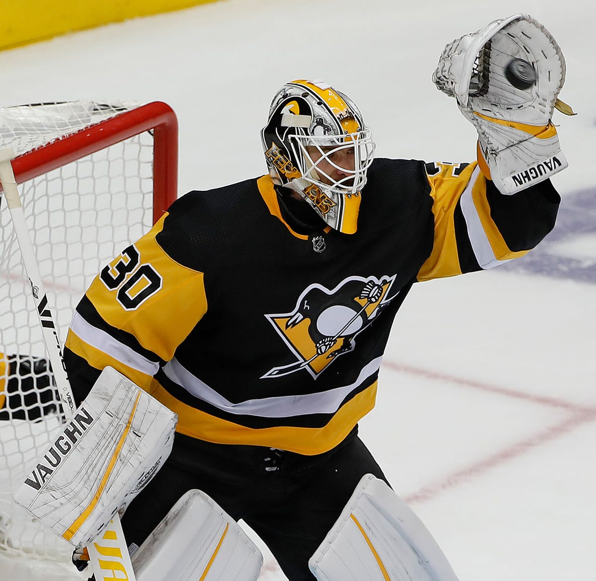 official photos 169fa 81165 Pittsburgh Penguins goalie Matt Murray out indefinitely with ...