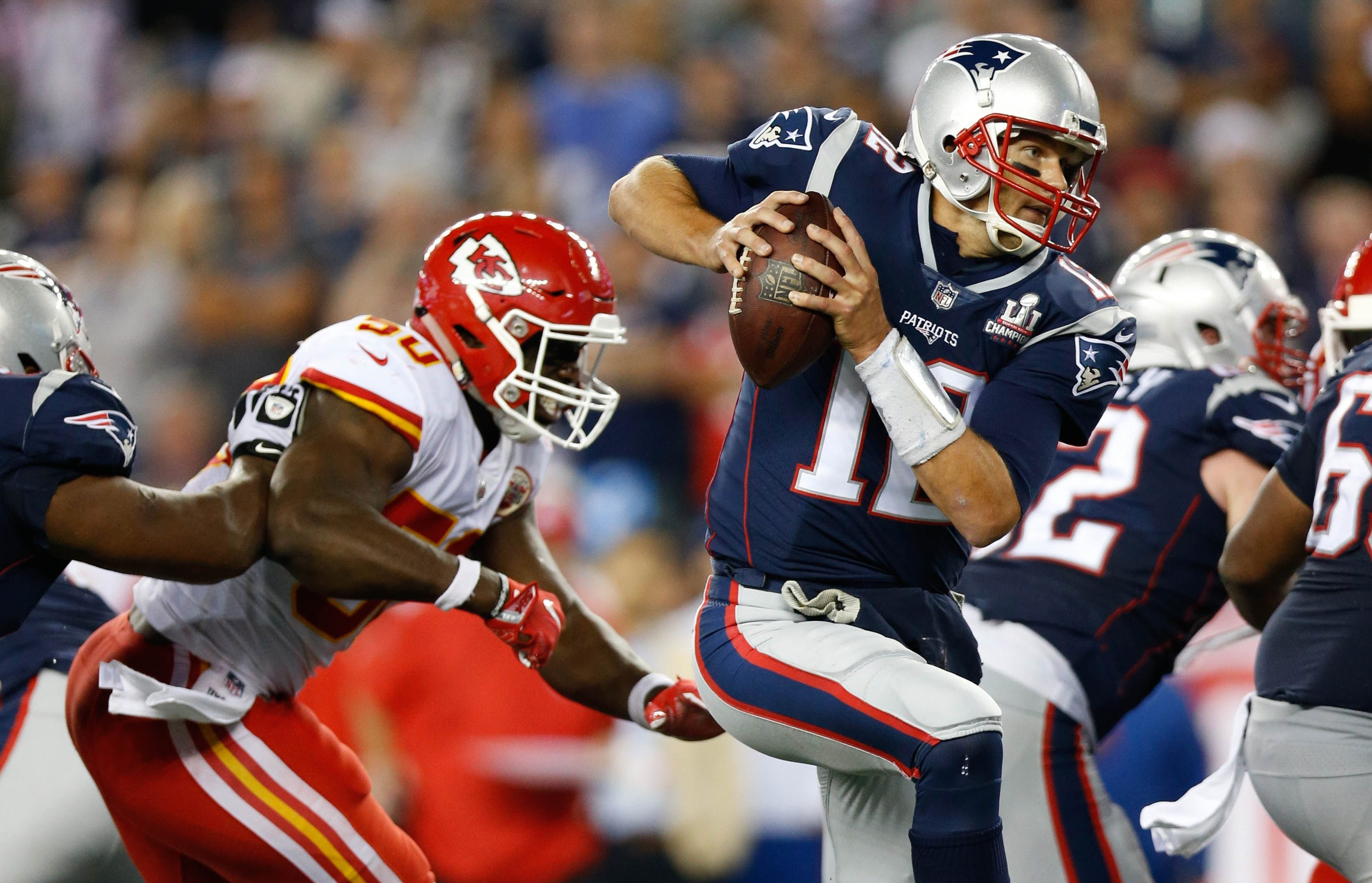 813bd460b3d What NFL games are on TV today? Week 6 pro football schedule