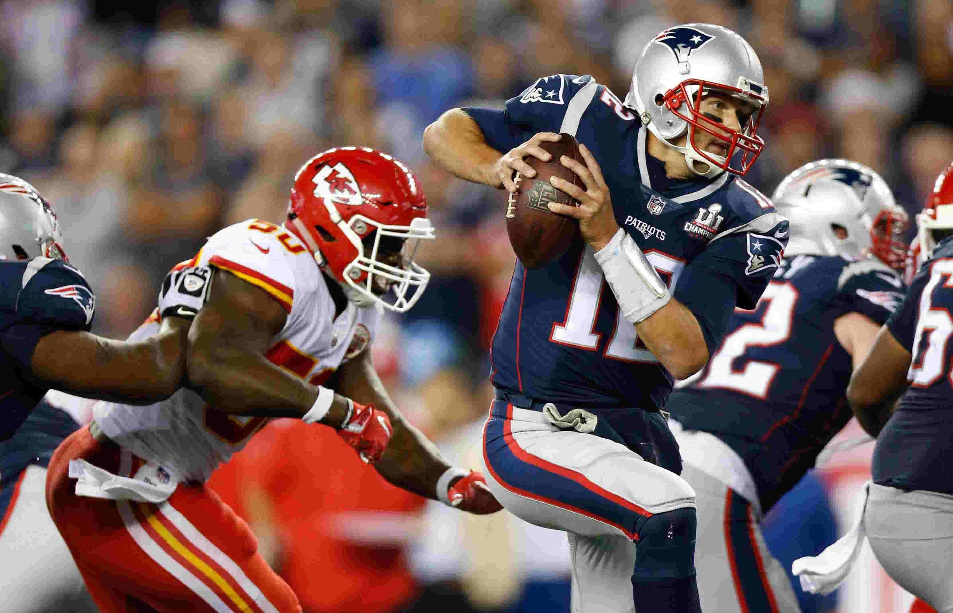 USA TODAY Sports  Week 6 NFL picks  Tom Brady s Patriots look to knock off  unbeaten Chiefs 94c059513