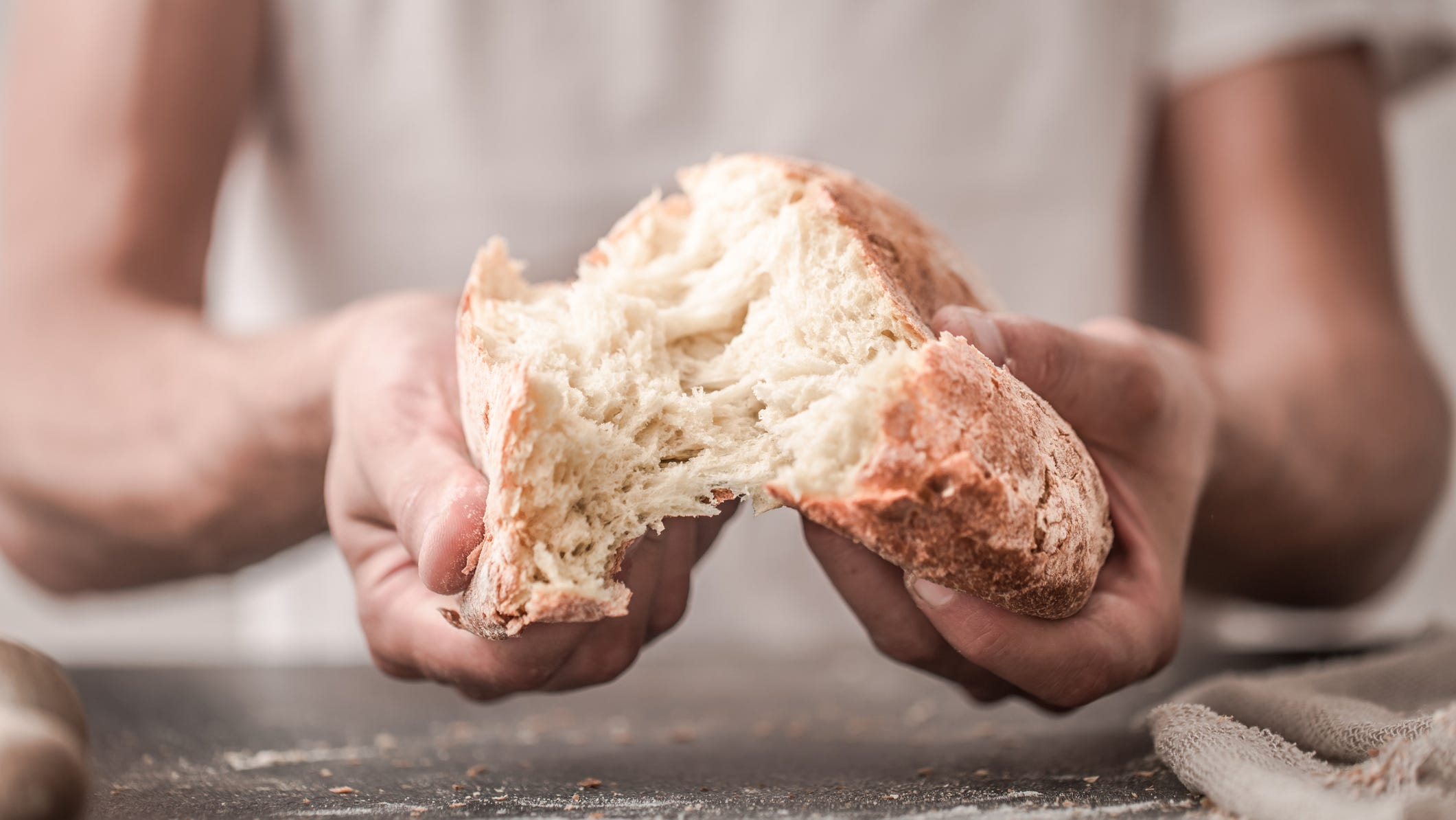 This trick can revive stale bread in 5 minutes flat