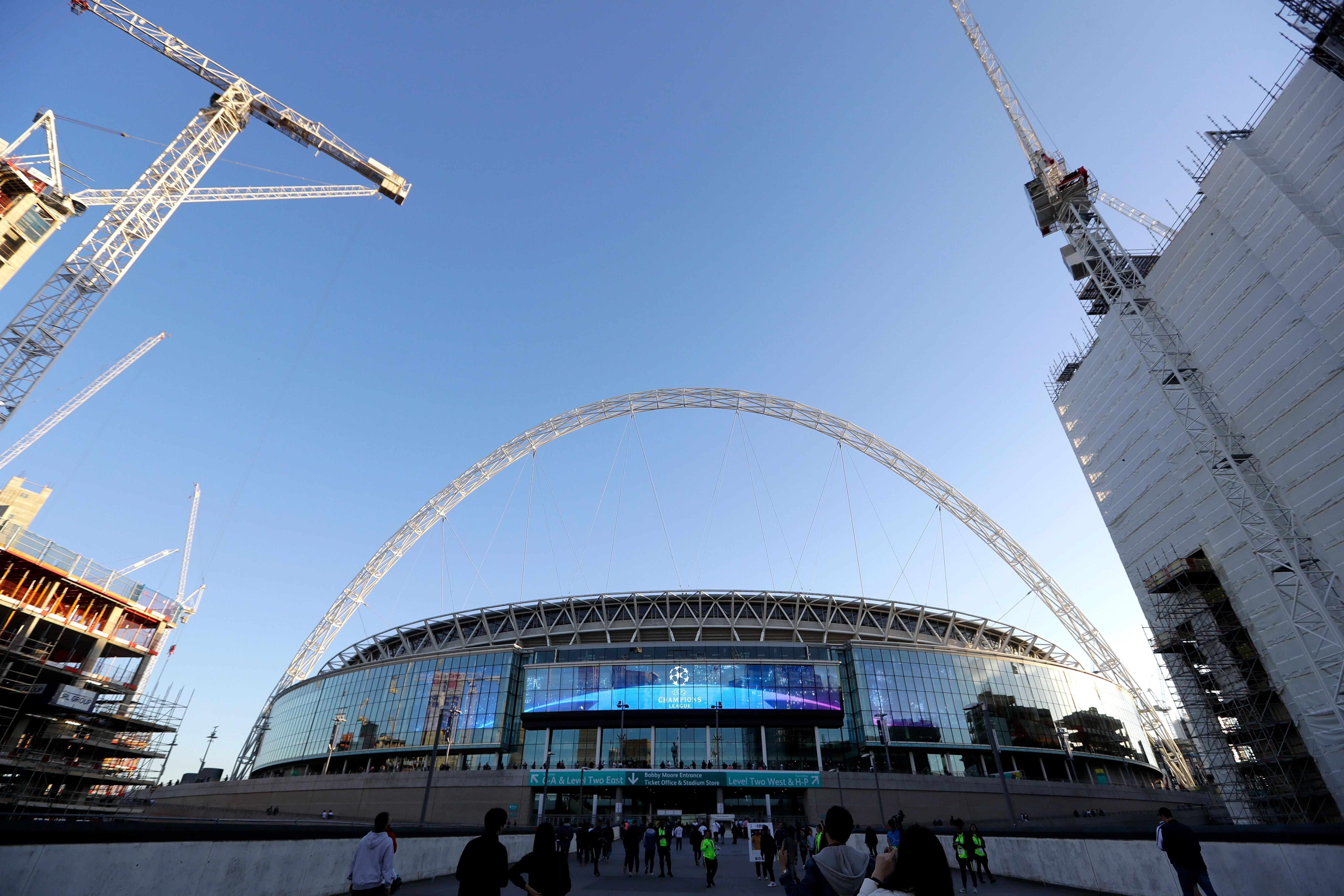 English FA votes in 2 weeks on Wembley sale amid opposition