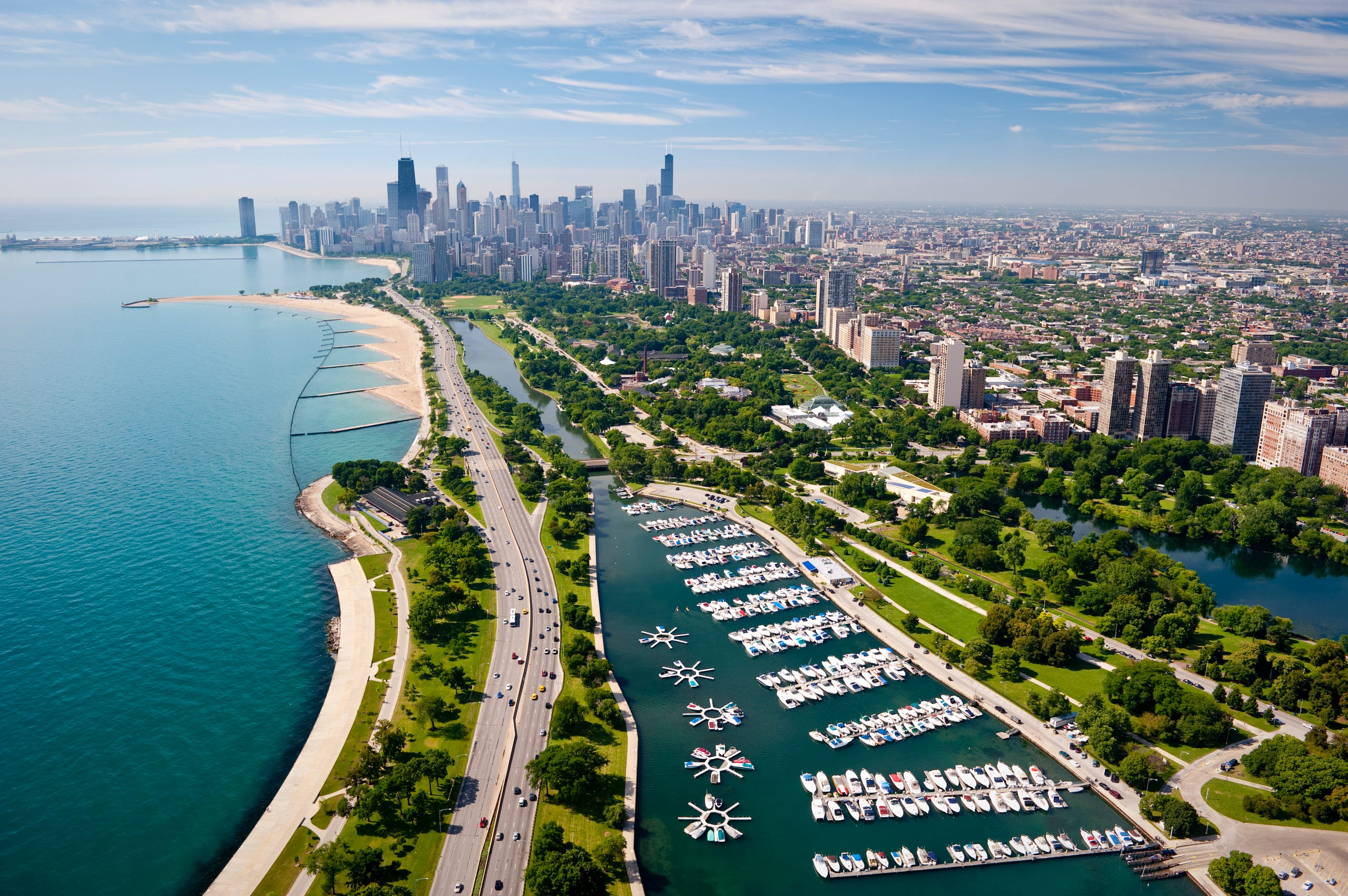 Best big city in the USA: Chicago