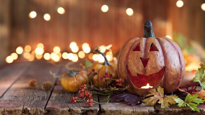 National Pumpkin Day is Oct. 26, five days ahead of Halloween.