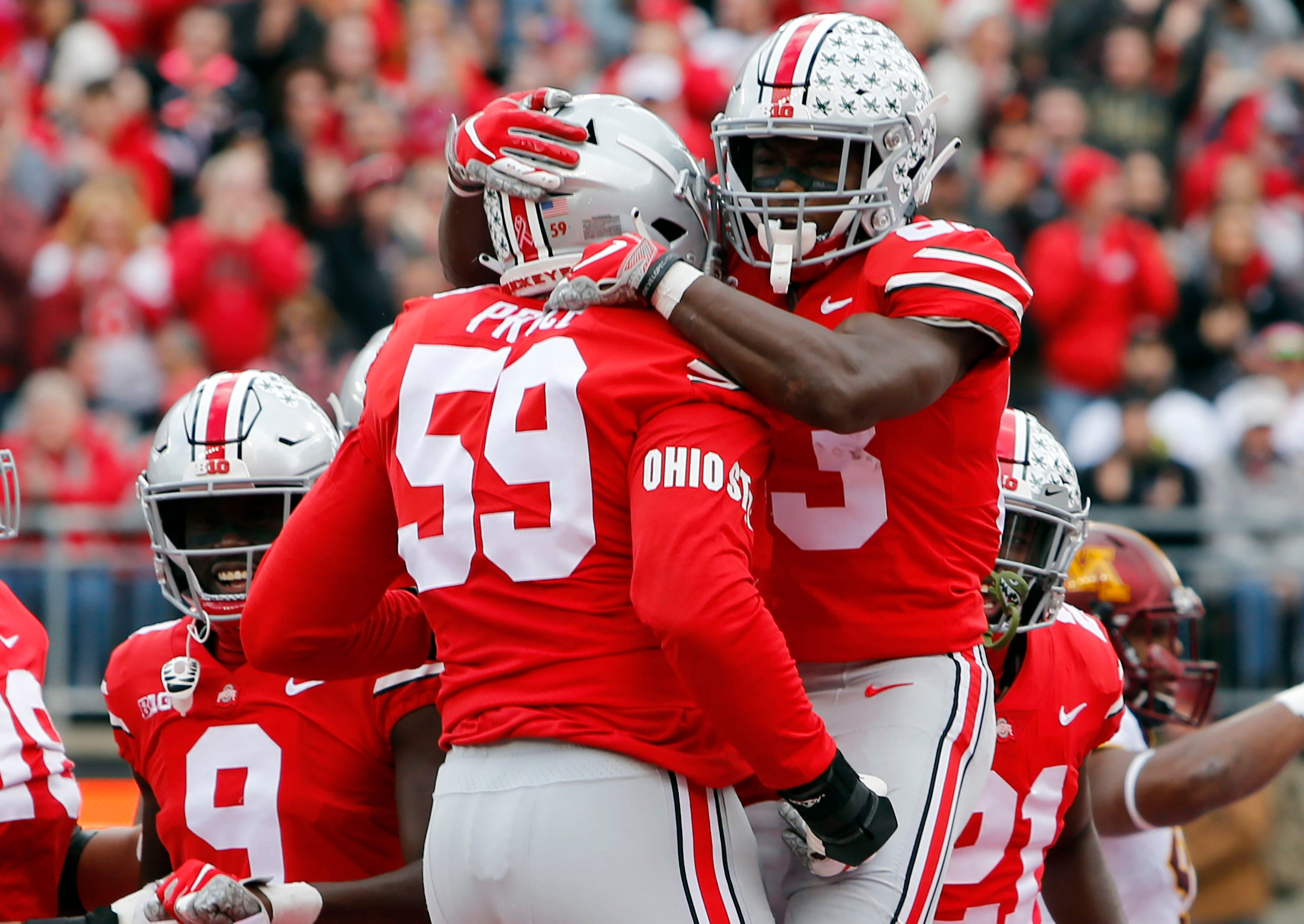 NCAA 1-130 Re-Rank: Clear-cut top four emerges after college football weekend of upsets