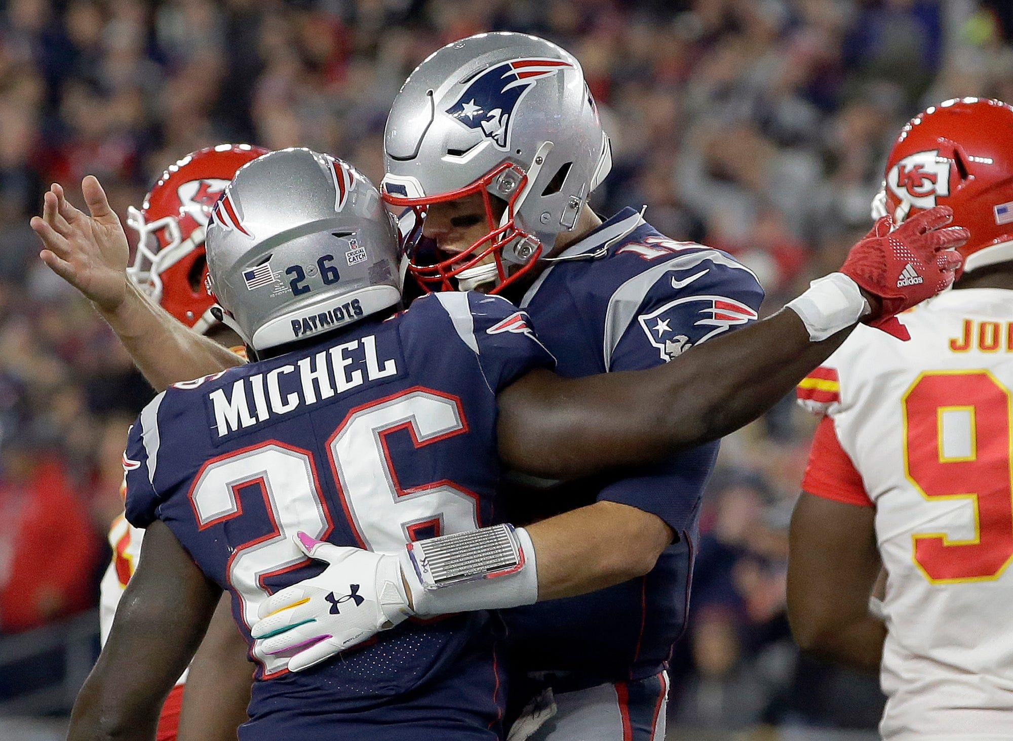 lowest price 16d3d adfac NFL overreactions Week 6  Pats win game of the year, Cowboys provide  blowout of