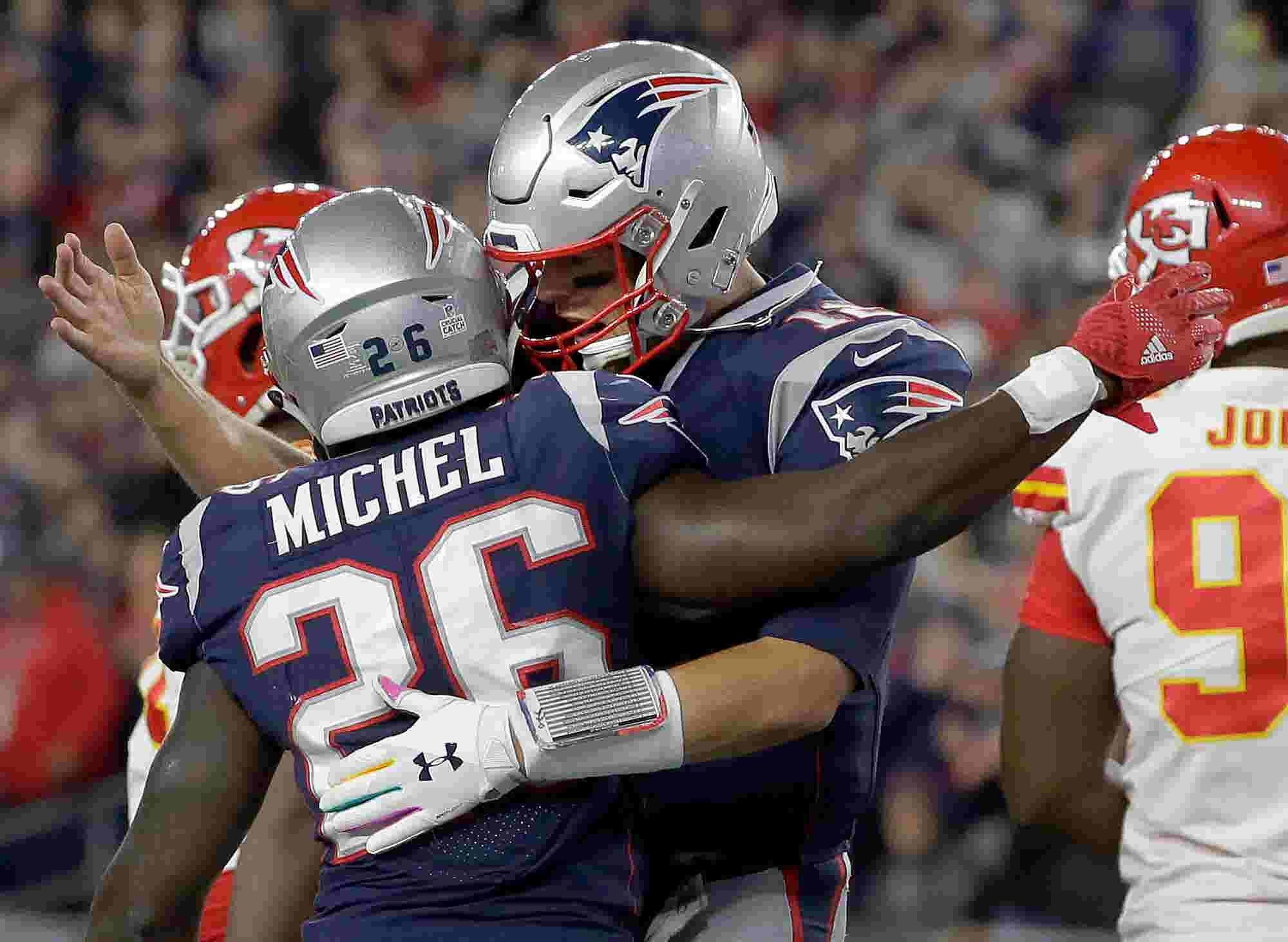 3e45eba1c New England Patriots restore AFC order with win vs. Kansas City Chiefs