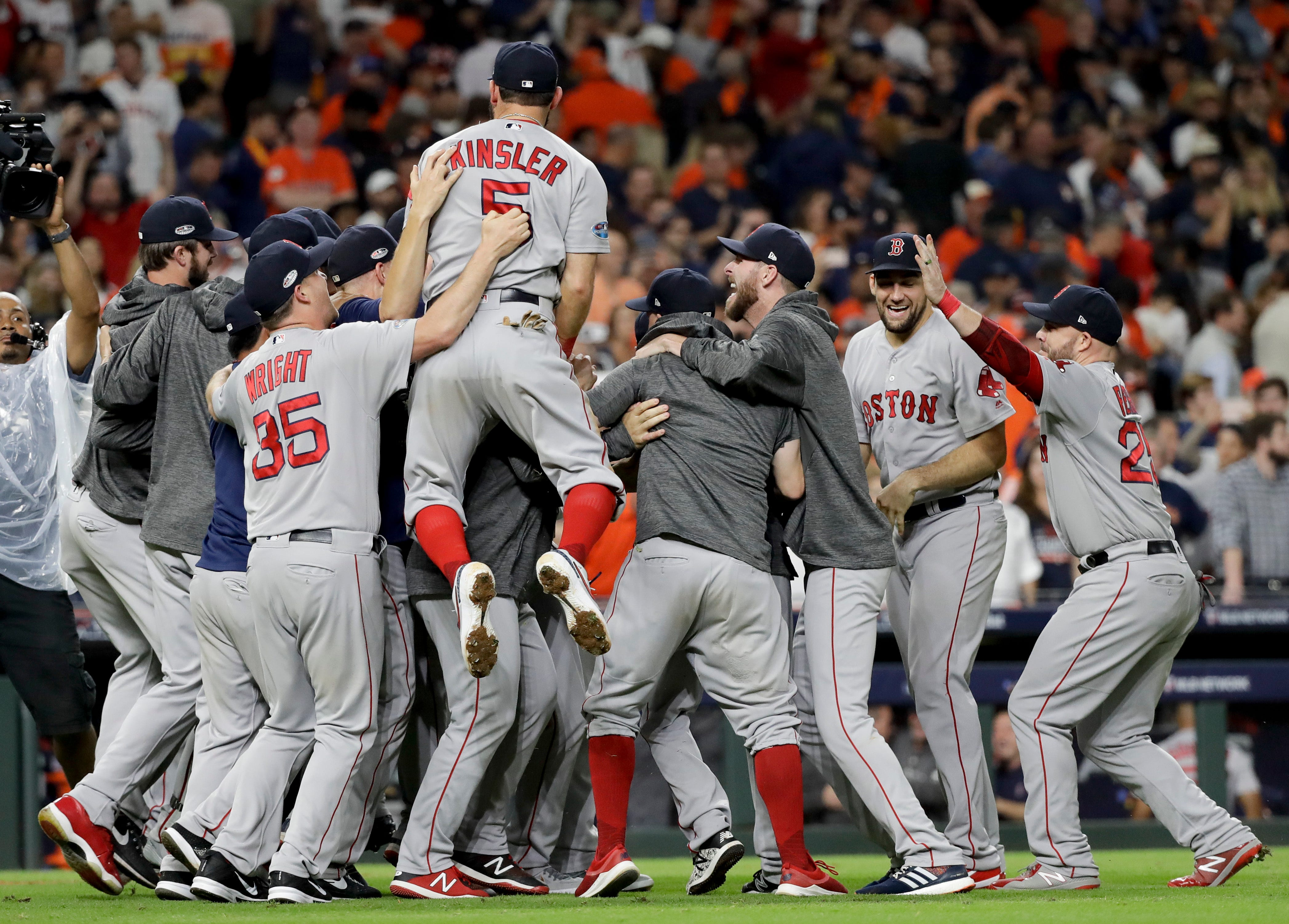 How the Red Sox got back to the World Series