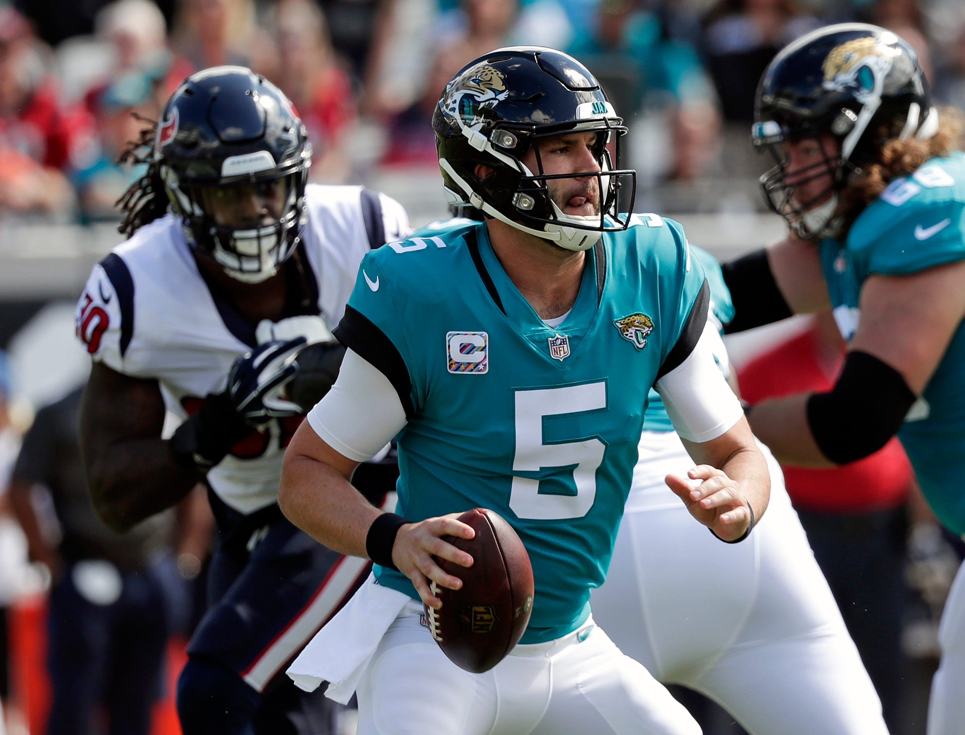 6a27b8bcb69 ... Jaguars sticking with Blake Bortles as starting QB USA TODAY - 16 31 PM  ET October 22