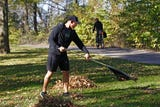 Eric Gramza helps you continue your training outdoors as the seasons change.