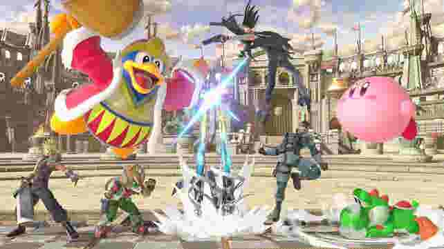 'Super Smash Bros ' brings the fighting game to the Switch