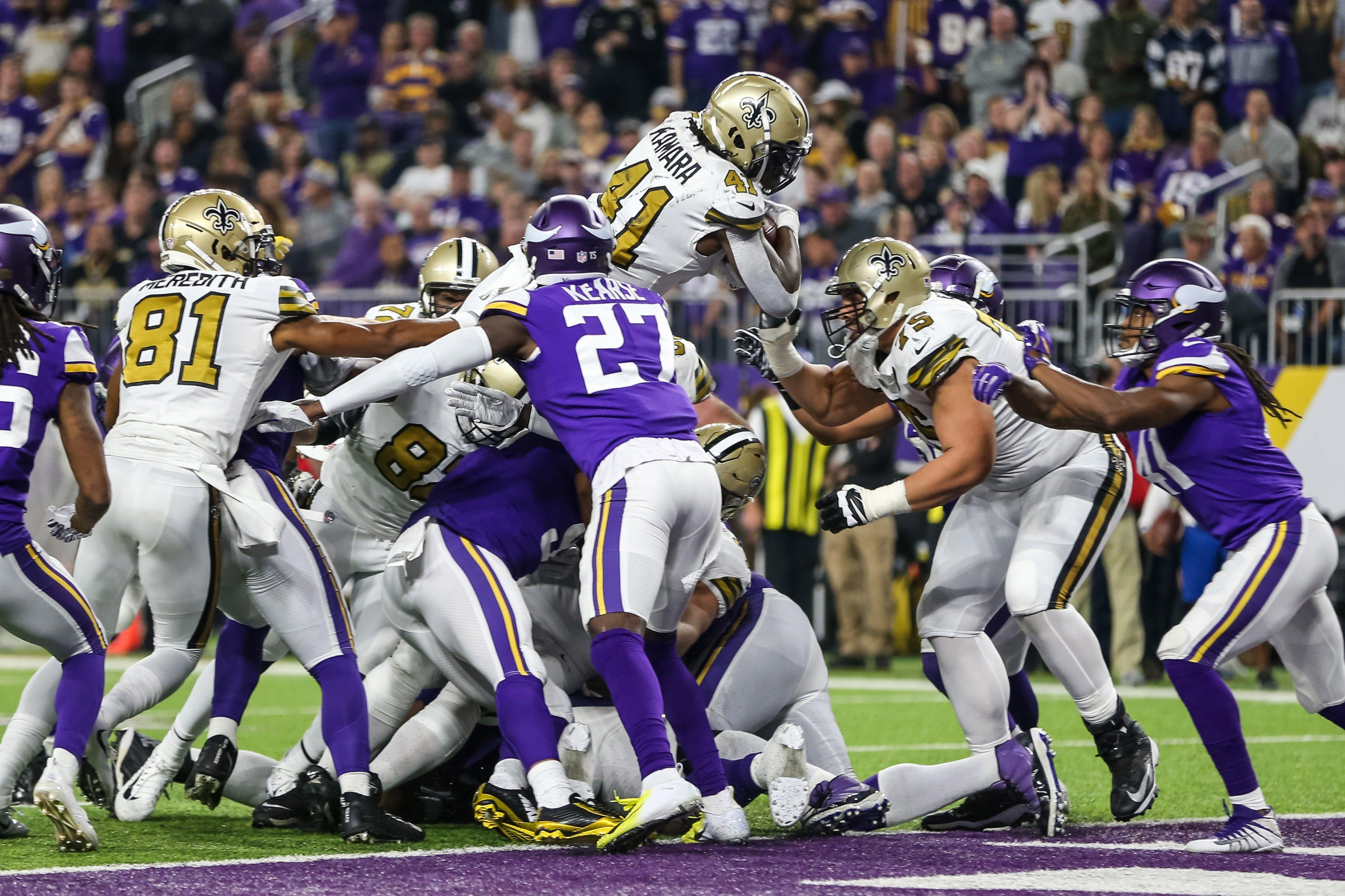 1352feb2478 32 things we learned from Week 8 of the 2018 NFL season