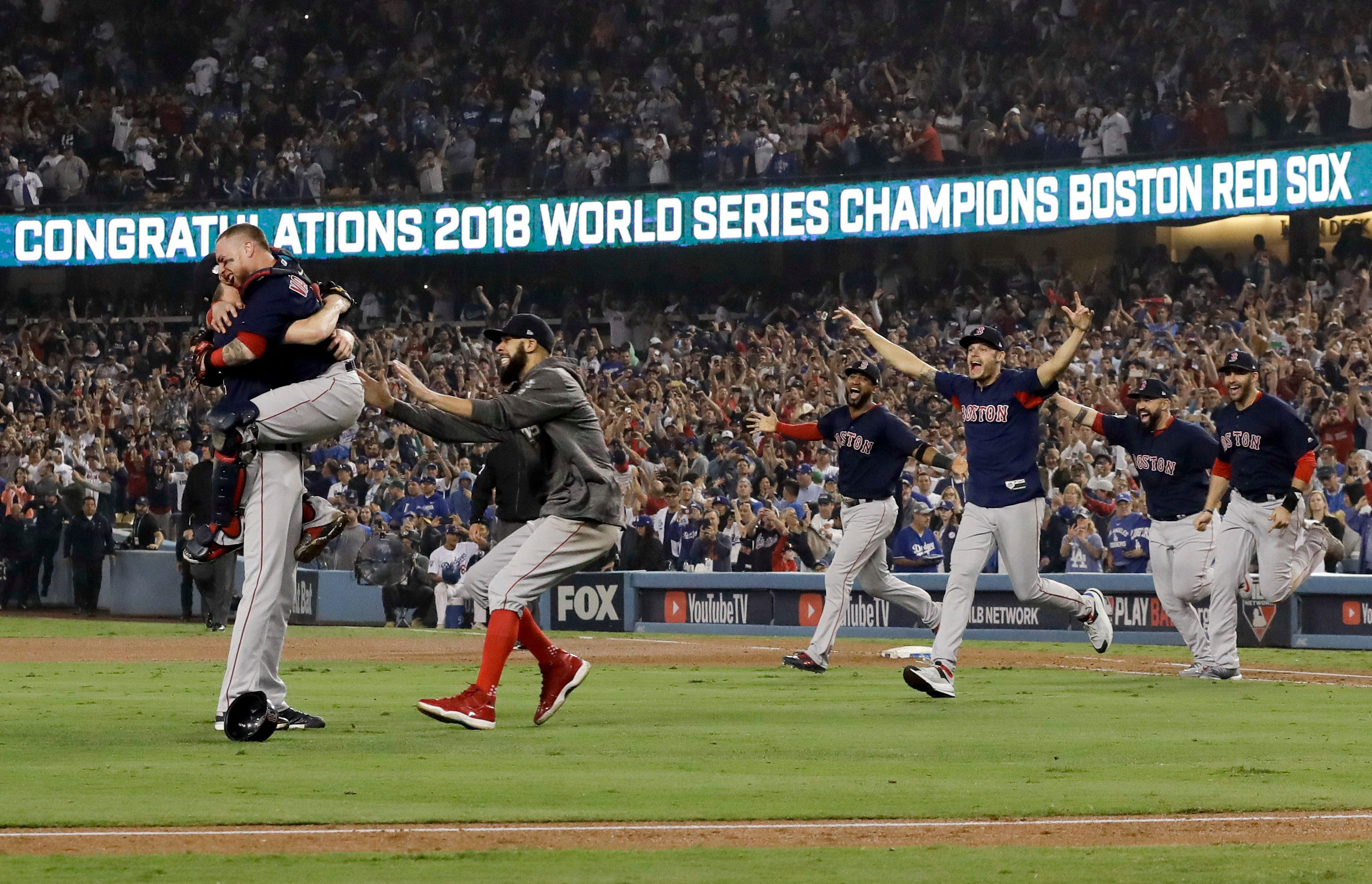 e350082c2 World Series: Ranking the Boston Red Sox's four recent championships