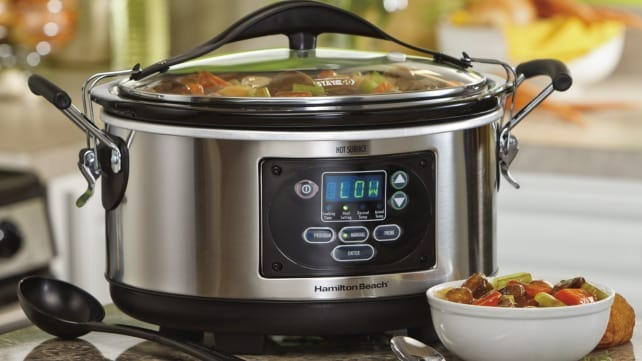 Best gifts for runners 2018 Hamilton beach six quart slow cooker