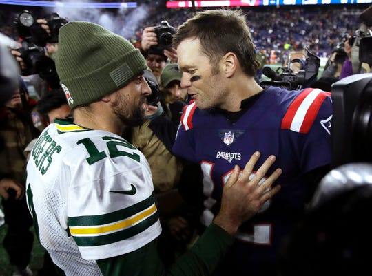 NFL Week 9 winners, losers: LA Chargers surging, Tom Brady gets better of Aaron Rodgers