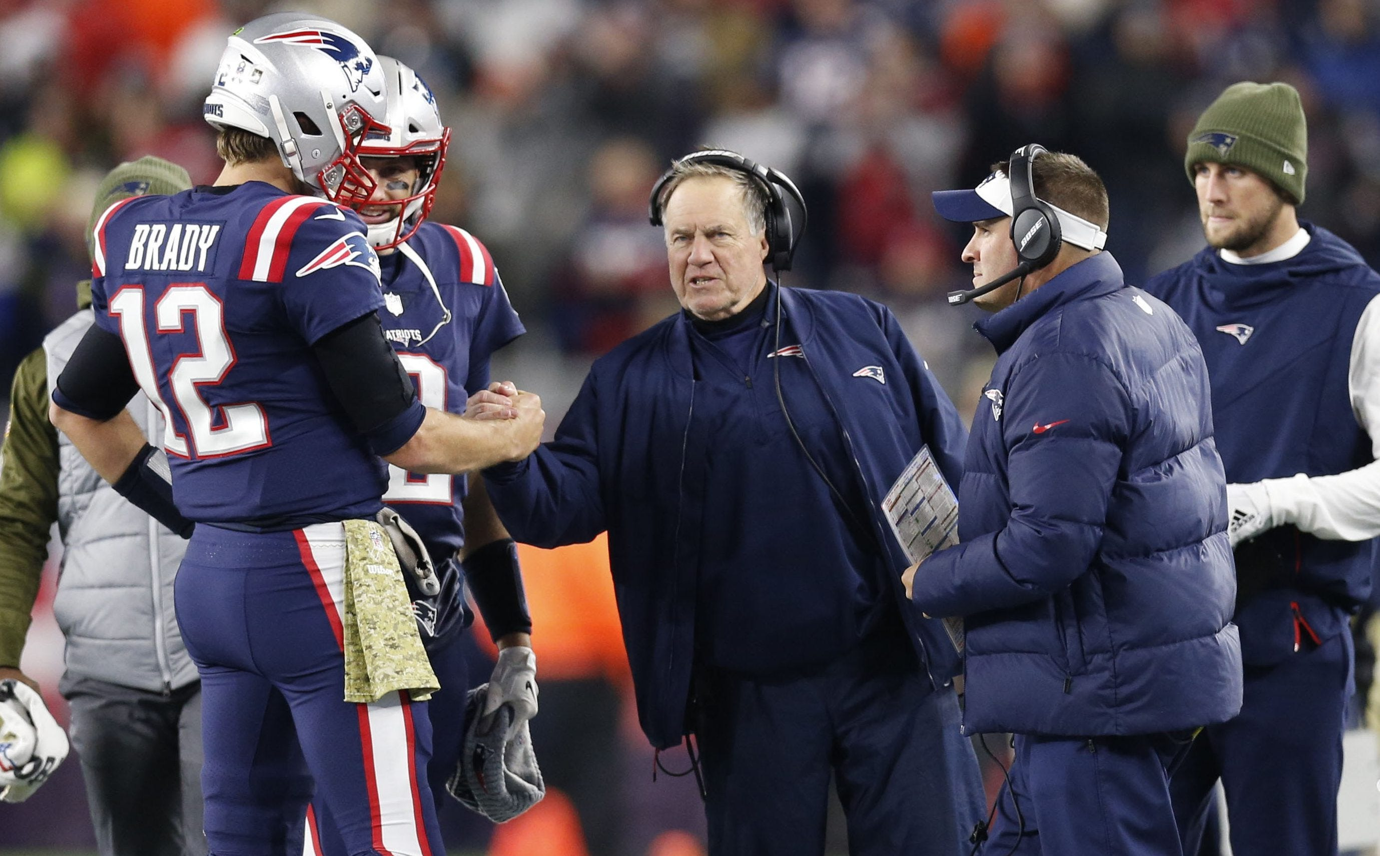 NFL Week 9 Takeaways: Bill Belichick proves once again he is the greatest of all time