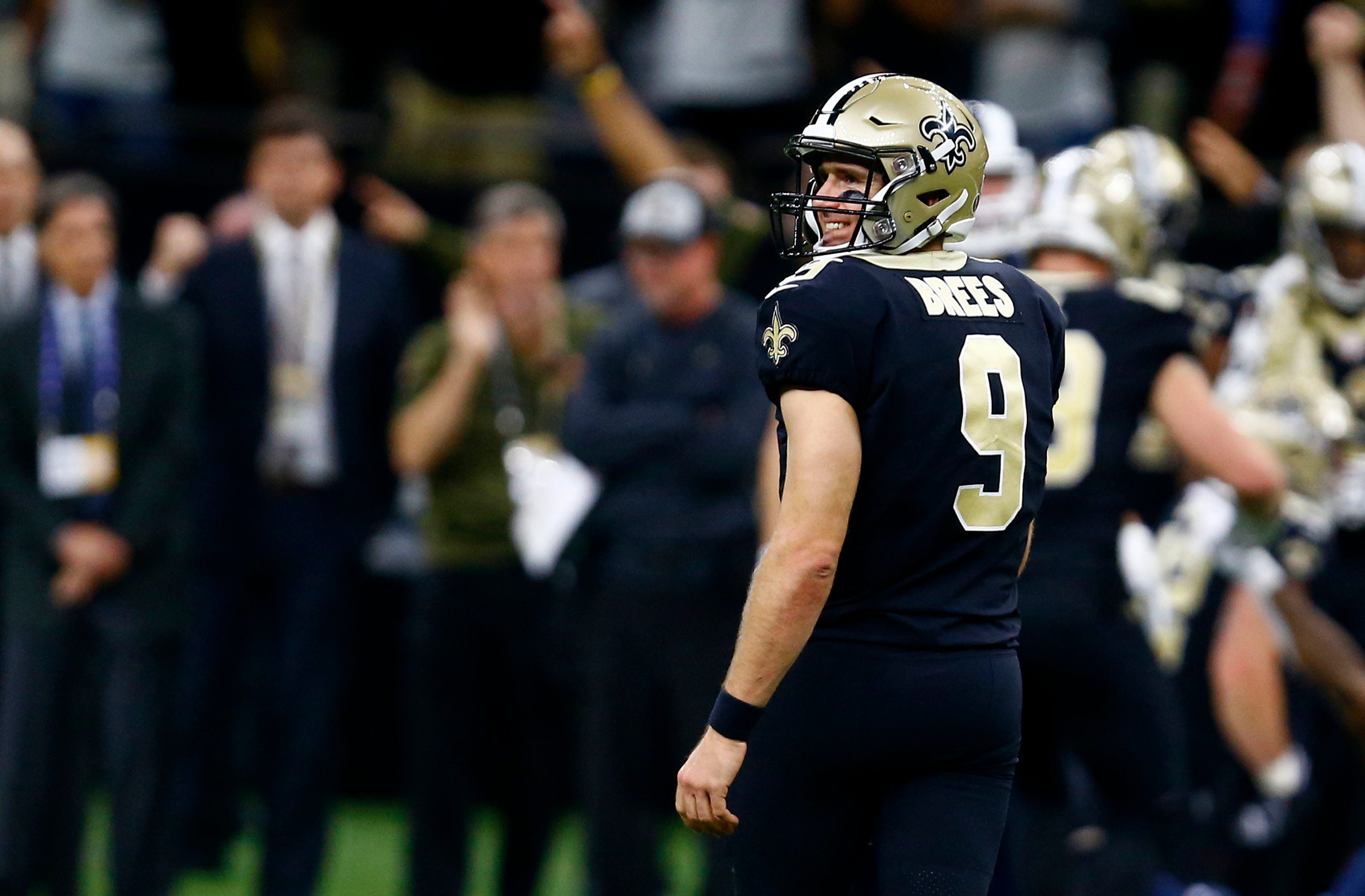 Saints on top of latest Pro32 poll; KC, Pats tied for 2nd