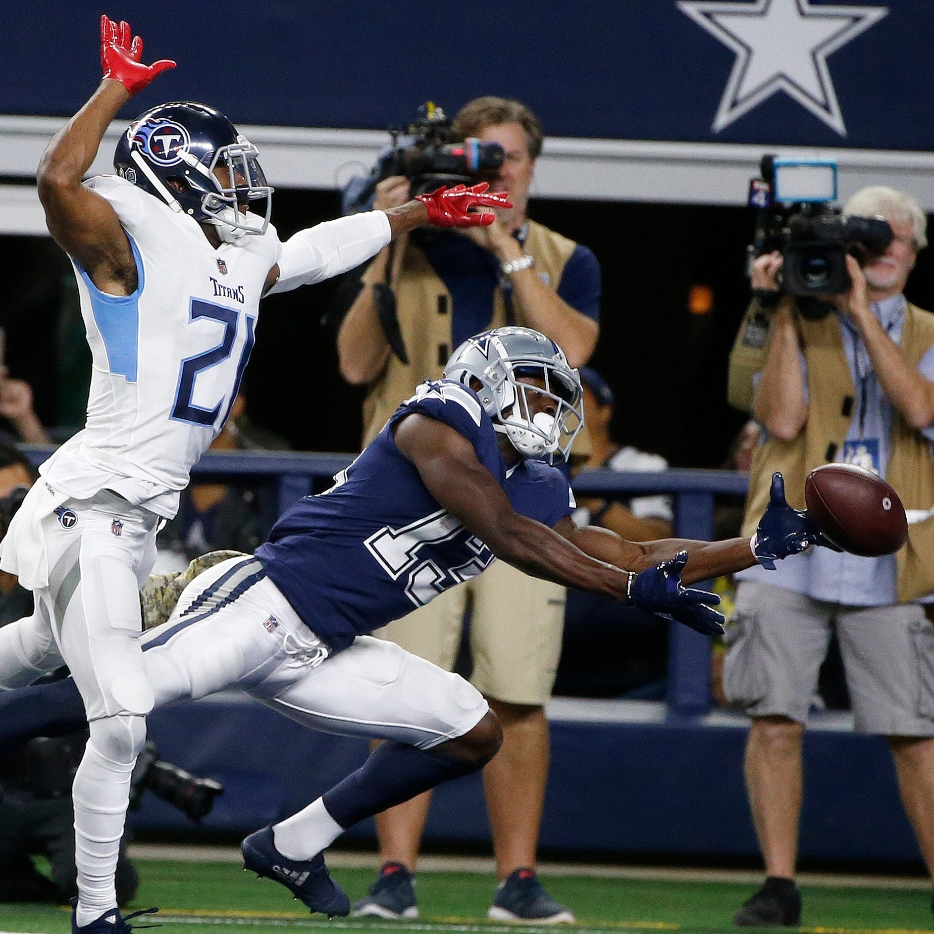 Titans' Butler struggling, now a target in pass defense