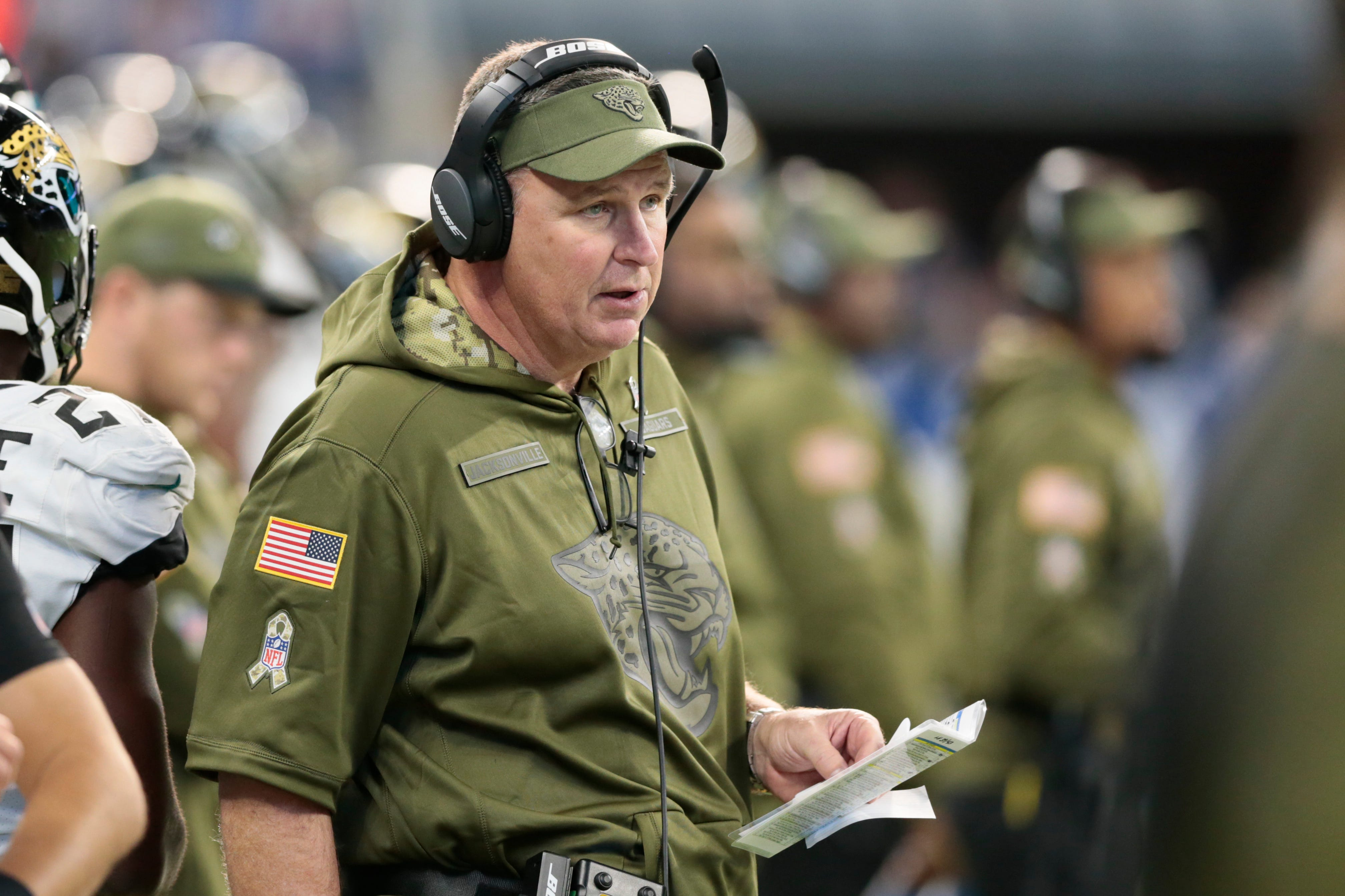 Mistake-prone Jags seeking solutions after 5th straight loss