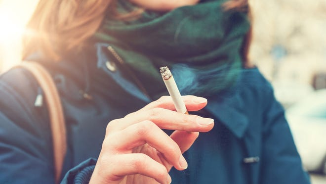 Tobacco use by minors to at least two percent above the state average, according to Tulare County sheriff's deputies.