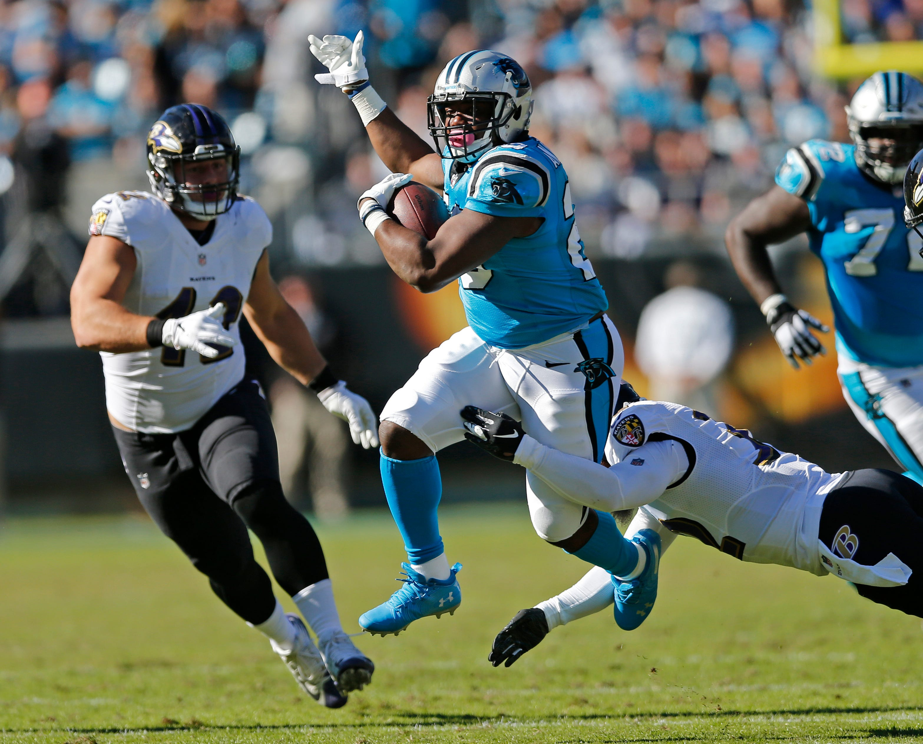 Rivera: Anderson's frustration over role led to release