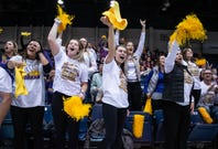 Watch: Bronson volleyball in state semifinals