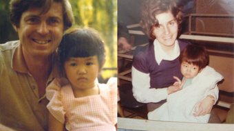 Janine lived 42 years never knowing she had a sister, until a DNA test changed everything.