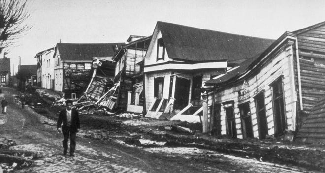 Most powerful earthquake: The record amount was 9.5 magnitude on  May 22, 1960, in Chile. The previous record was 9.0 magnitude was Nov. 4, 1952 in Kamchatka, Russia.