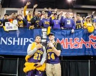 Watch: Bronson wins 4th straight state title