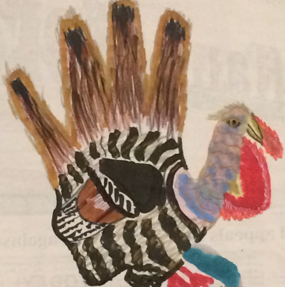 How does the Free Press judge those hand turkeys?