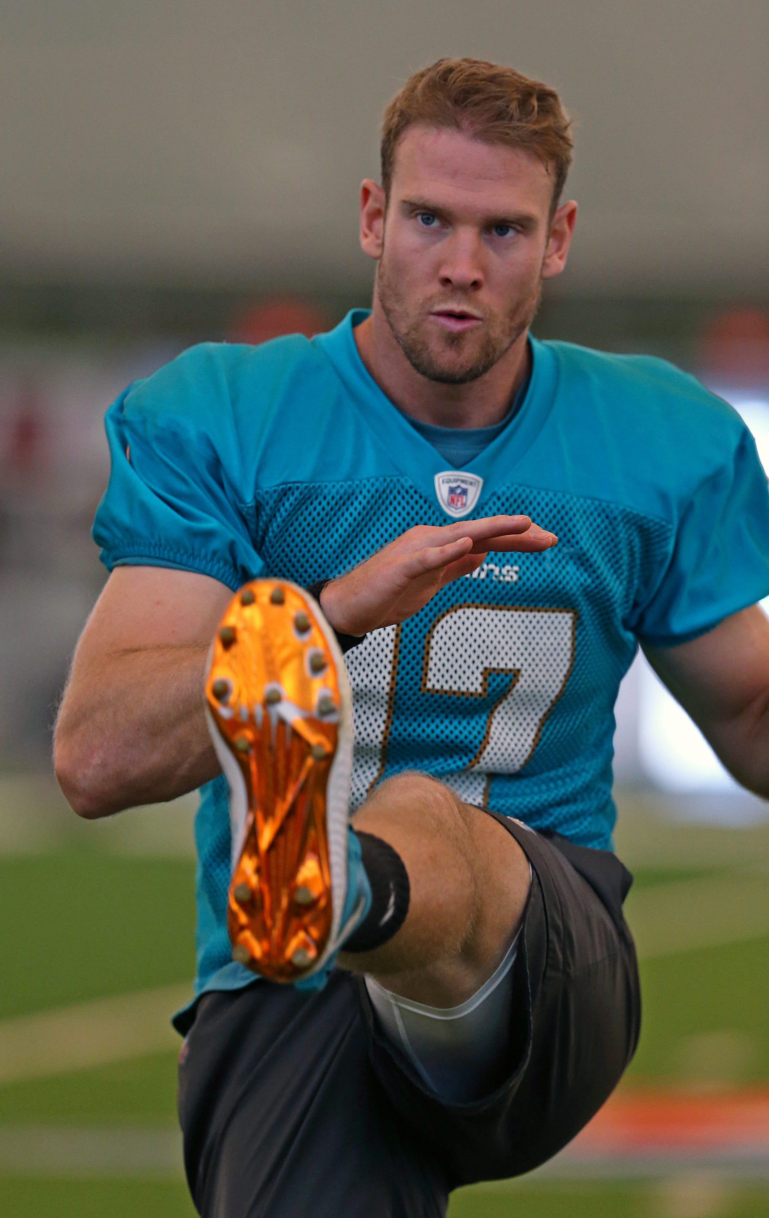Miami's Tannehill on schedule for possible return this week